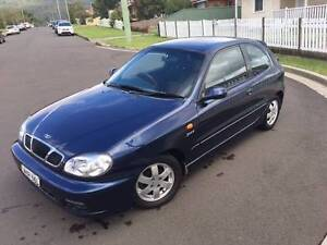 2001 Daewoo Lanos Hatchback Woonona Wollongong Area Preview
