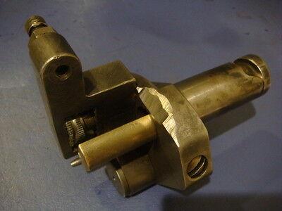 Brown Sharpe Knurling Swing Tool No.22ka 1 Shank Diameter.