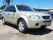 2006 Ford Territory SY TS Gold 4 Speed Sports Automatic Wagon Blair Athol Port Adelaide Area Preview