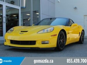 2009 Chevrolet Corvette Z06 LEATHER SUNROOF NAV 505 HP MINT!
