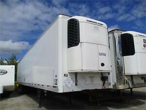 USED REEFERS & COLD STORAGE