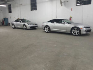 Professional Collision Facility Autobody Paint Work Body Shop