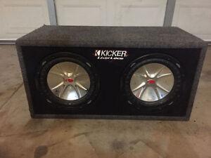 Kicker 05DCVR102