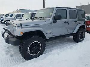 2013 Jeep Wrangler Unlimited Sahara $0 DOWN FINANCING!!
