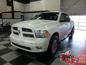 2012 Ram 1500 CREW 4X4 SPORT, QUICK APPROVAL, CALL TODAY DRIVE H