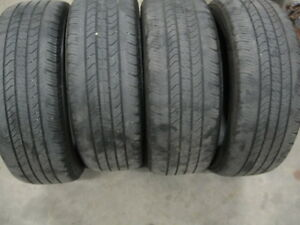 SET OF 4 MICHELIN 215/55R17 ALL SEASON $75 FOR ALL 4