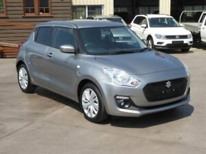 2018 Suzuki Swift AL GL Navigator Grey Continuous Variable Hatchback Brendale Pine Rivers Area Preview