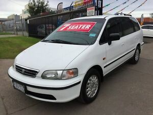 1999 Honda Odyssey (7 Seat) 4 Speed Automatic Wagon Brooklyn Brimbank Area Preview
