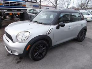 "2012 MINI Cooper Countryman S 4X4 "" Toit"" Navigation"