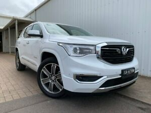 2019 Holden Acadia AC MY19 LTZ-V AWD White 9 Speed Sports Automatic Wagon Port Adelaide Port Adelaide Area Preview