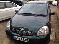 TOYOTA YARIS 1.3 AUTOMATIC, ONLY 41,000 MILES, 2 PREVIOUS OWNERS, EXCELLENT CONDITION, DRIVES AS NEW