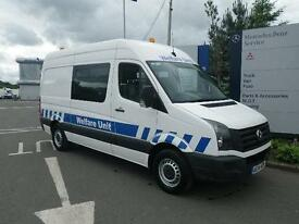 Volkswagen Crafter 2.0TDi ( 109PS ) CR35 WELFARE UNIT