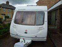 Sterling Eccles 4 berth Touring Caravan (2005)