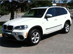 2012 BMW X5 xDrive35i EXECUTIVE PKG - DVD|NAV|CAMERA|PANORAMIC