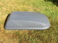 Halfords 250L (small) Roof Box