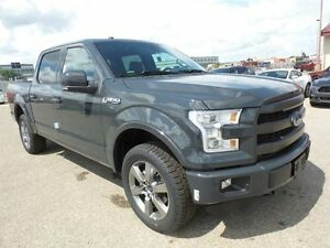 2016 Ford F-150 LARIAT SUPERCREW LOADED WITH OPTIONS 502A