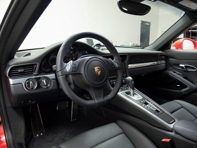 Image 12 Coche Americano usado Porsche 911 2015