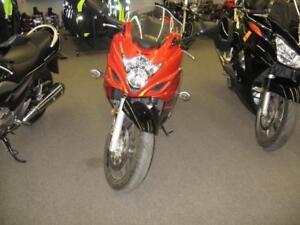 2009 SUZUKI GSX650F ABS
