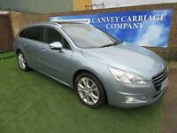 2013 Peugeot 508 SW 2.0 HDi FAP Allure 5dr (Nav) ONE OWNER.PAN ROOF.SA