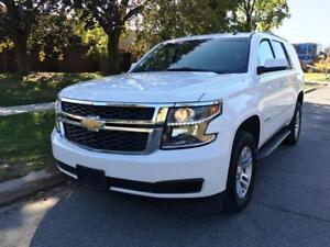 2015 CHEVROLET TAHOE LS, LOW KM, BACK CAM, CERTIFIED