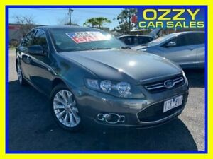 2014 Ford Falcon FG MK2 G6 Grey 6 Speed Automatic Sedan Minto Campbelltown Area Preview