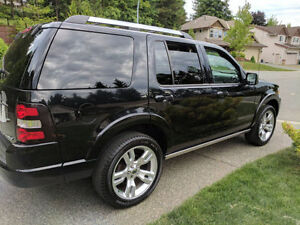 2010 Ford Explorer Navigation DVD SUV, Crossover All Wheel Drive