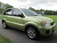 2006 (56) Ford Fusion 1.4TDCi Zetec Climate