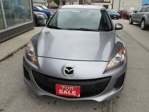2012  Mazda 3 automatic hatchback automatic  165,000 k  $7995