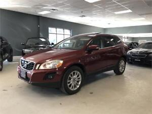 2010 Volvo XC60 T6*LEATHER*PANO*BLIND SPOT*VERY CLEAN*CERTIFIED*