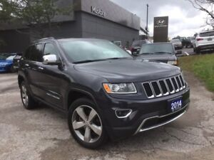2014 Jeep Grand Cherokee Limited - 4 DIFFERENT DRIVING MODES!