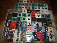 CLIFF RICHARD MASSIVE COLLECTION 45'S VINYL RECORDS- E.P'S ETC-ALL LISTED 100+