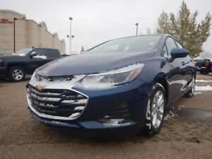 2019 Chevrolet Cruze LT |REAR VISION CAMERA | REMOTE VEHICLE STA