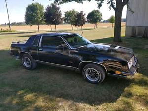 1985 cutlass