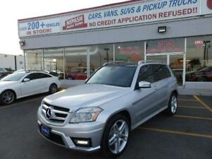 2011 Mercedes-Benz GLK-350 PANORAMIC ROOF BLUETOOTH HEATED SEATS