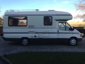 FORD TRANSIT TD AUTOSLEEPER MOTORHOME