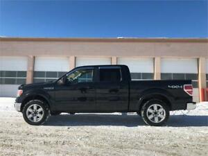 2010 Ford F-150 Lariat - CREW CAB SUNROOF - HEATED/COOLED SEATS