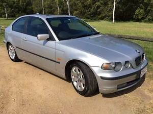 2001 BMW 3 Hatchback-automatic very reliable! East Brisbane Brisbane South East Preview