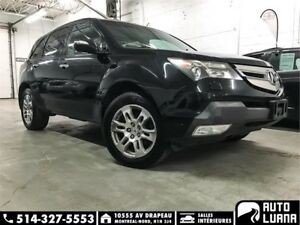 2009 Acura MDX 7 PASSAGERS/CUIRE/TOIT/MAGS/BLUETOOTH/TRES PROPRE