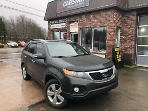 2012 Kia Sorento EX Lux new price