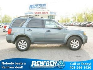 2010 Mazda Tribute AWD V6 GS, Heated Seats, Bluetooth, SiriusXM