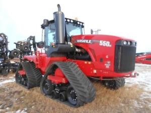 2016 VERSATILE 550DT 4WD TRACKED TRACTOR