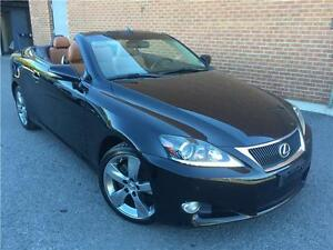 Lexus IS 250C 2011/AUTO/6 CYL/CUIR/MAGS/FULL !!