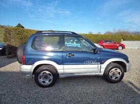 2003 Suzuki Grand Vitara - MOT'D 14/10/17