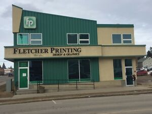 2nd level office space Downtown Red Deer