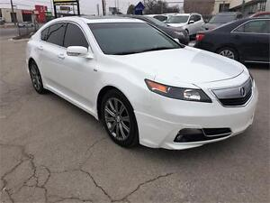 2014 Acura TL A-Spec 5 TO CHOOSE !!!