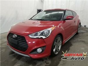 Hyundai Veloster Turbo Tech Cuir Toit Panoramique MAGS 2014