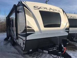 2019 FOREST RIVER SOLAIRE 205SS Ultra Light Trailer