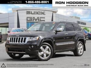 2012 Jeep Grand Cherokee Overland MINT CONDITION
