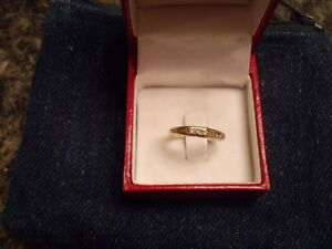 Diamond Ring For Christmas Kawartha Lakes Peterborough Area image 1