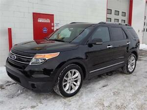 2012 Ford Explorer Limited ~ One Owner/Accident Free ~ $21,999